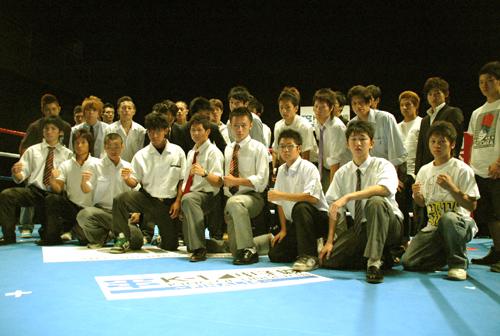GBR>ニュース>【K-1甲子園】8...