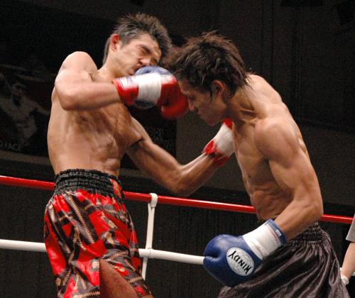 ●村浜武洋(K-1フェザー級トーナメント'97覇者、元KICK世界スーパーフェザー級王者、元シュ