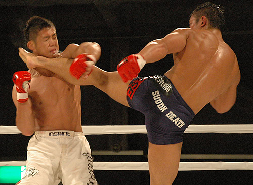 Pancrase Smashes Shooto In Pancrase Passion Tour 8