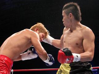 【K-1MAX】名城裕司がクラウス、森田崇文、山本優弥を破ってトーナメント制覇!