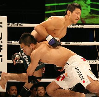 【パンクラス】ドロー防衛の佐藤豪則、大みそかに桜庭和志のリベンジをアピール!
