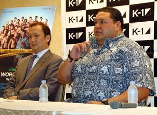 GBR>ニュース>【K-1】8・9ハワ...