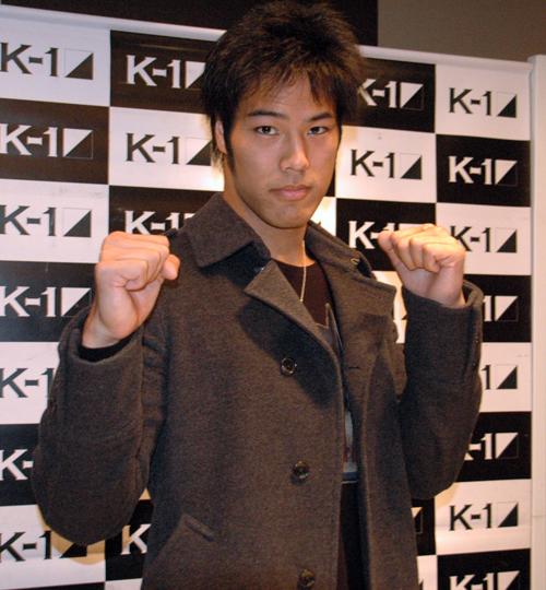 GBR>ニュース>【K-1】3・28チ...