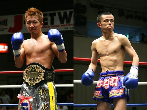 GBR - ニュース -【J-NETWORK】8・26スーパーフライ級王者・優希が初防衛戦