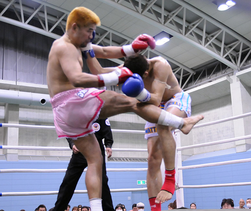 GBR>試合結果>【新日本キック】...